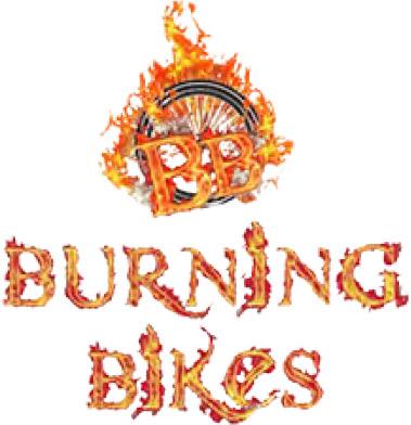 BURNING BIKES